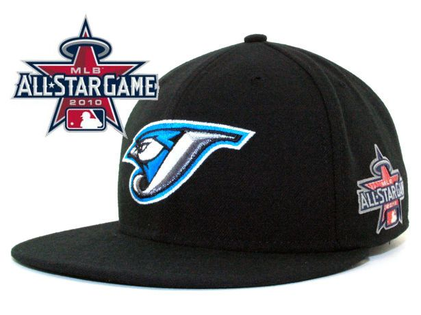 Toronto Blue Jays 2010 MLB All Star Fitted Hat Sf23
